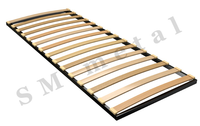 Single Standard Slatted Frame
