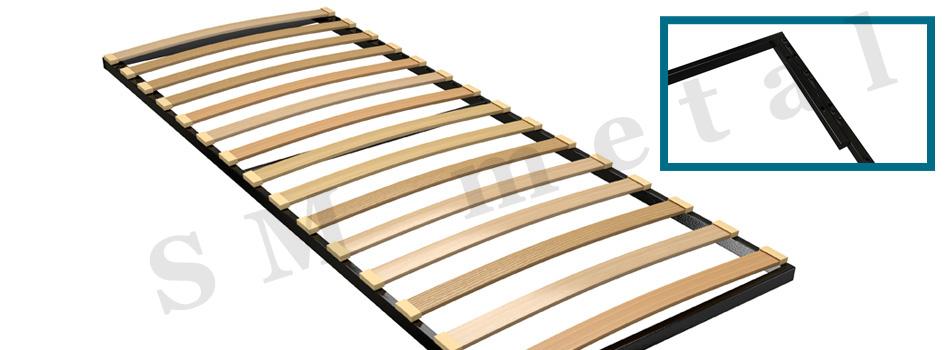 Ενιαίο πλαίσιο με ενισχυμένη μεταλλική κατασκευή