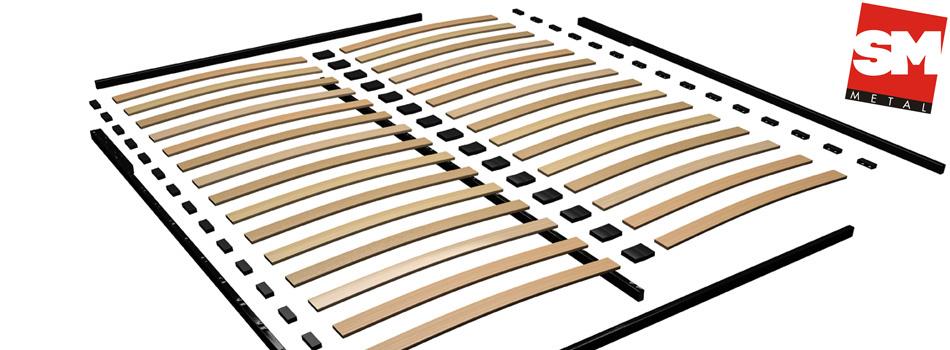 Разглобяеми ламелни рамки